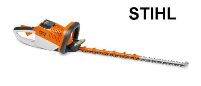 Аккумуляторные ножницы бренда Stihl