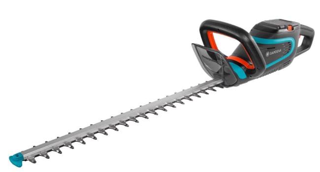 Аккумуляторные ножницы Гардена