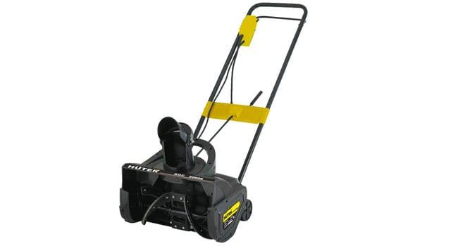 Huter SGC 2000E для уборки снега