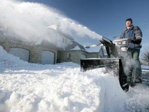 Бензиновые самоходные снегоуборщики