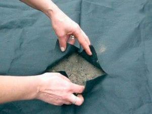 Укрывной материал от сорняков