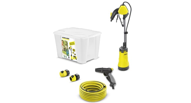 Karcher BP 1 Barrel Set,