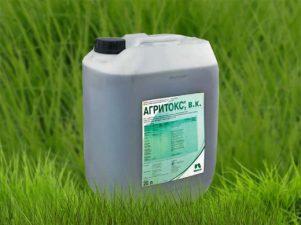 Агритокс – инструкция по применению, действие препарата от сорняков